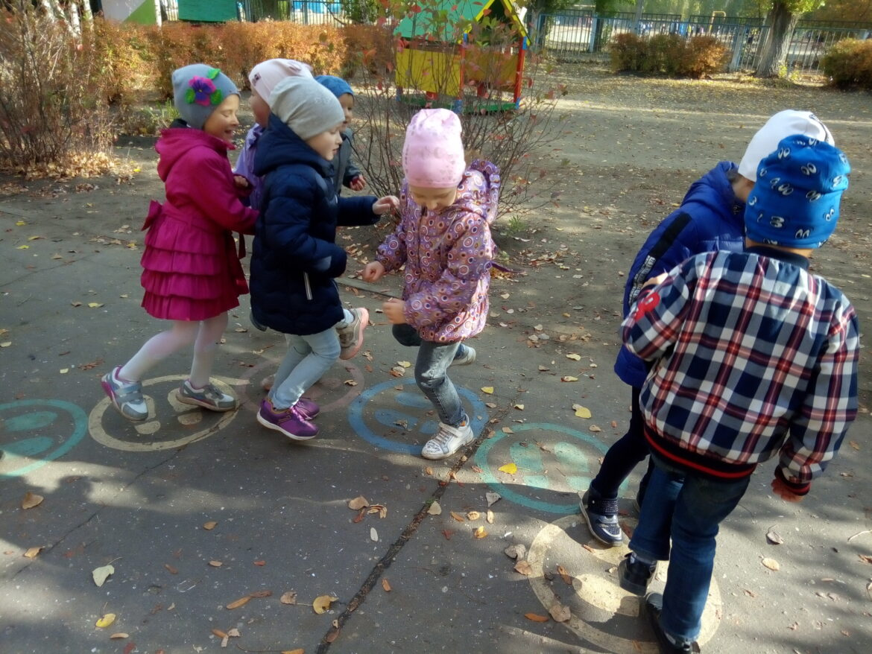Роль режима двигательной активности для здоровья дошкольников.